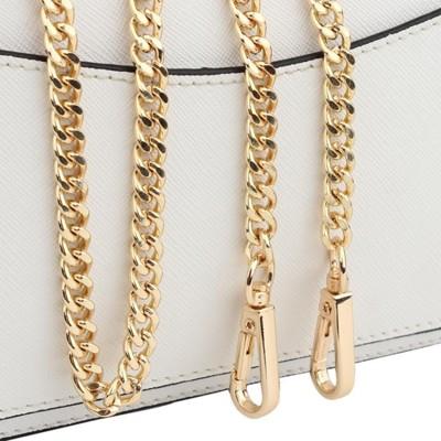 包包鍊條帶配件帶包鍊子單肩帶斜挎背包帶子斜跨寬鐵鍊單買金屬鍊 (6.3折)