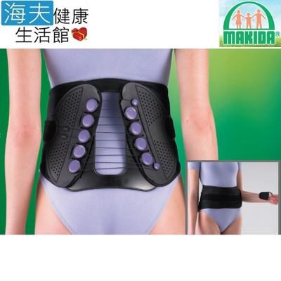 MAKIDA軀幹裝具(未滅菌)【海夫xMAKIDA】滑輪 強力 背架 含背板 (115PC) (8折)