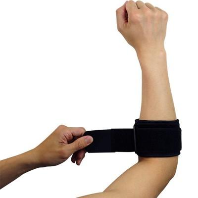 【恩悠數位】NU 鈦鍺能量 護肘束帶 (6折)