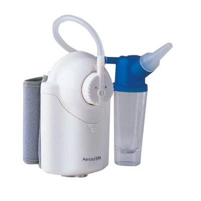 禾記動力式鼻沖洗器 (未滅菌) 潔鼻康®Co-Care:手腕型氣水式免嗆水洗鼻機 (6.5折)