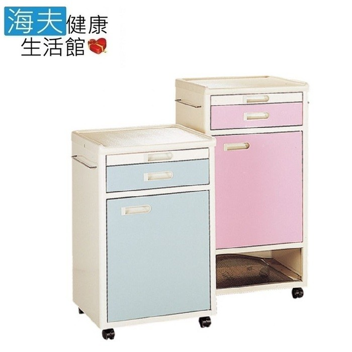 yaho 耀宏 海夫yh015 床頭櫃 高76公分 安全卡榫 附輪 有輪子