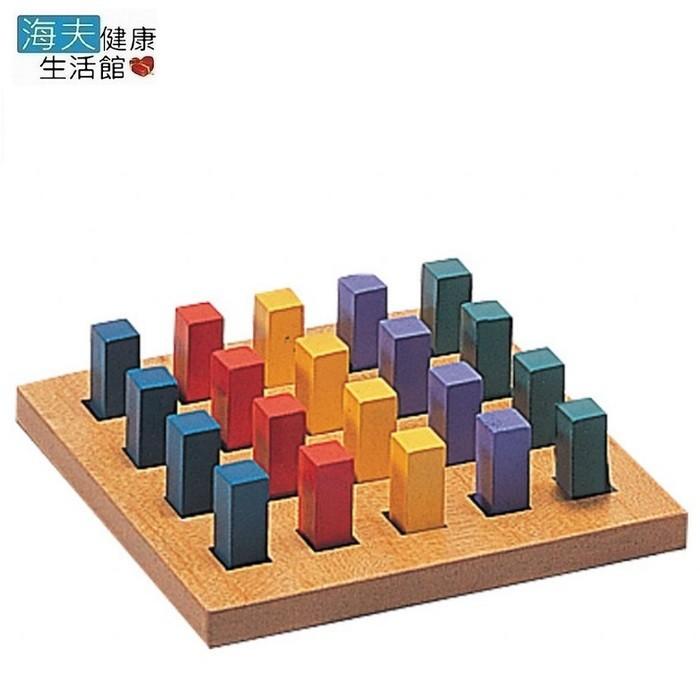 海夫健康生活館耀宏 yh248 方型插板 木釘插板