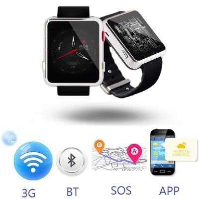 【蓋德科技】智慧天使 GD-800 智慧型健康照護手錶 3G 個人衛星定位器 (7.6折)