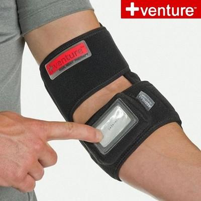 【+venture】SH-85 鋰電手肘熱敷墊 (8折)