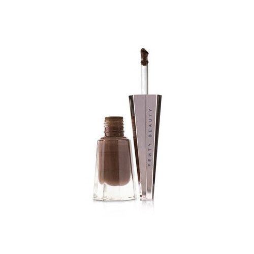 beauty by rihanna-4 持久唇膏液-#unveil chocolate brown