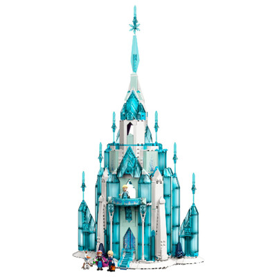 LEGO 樂高 Disney - 冰雪城堡The Ice Castle 43197 (10折)