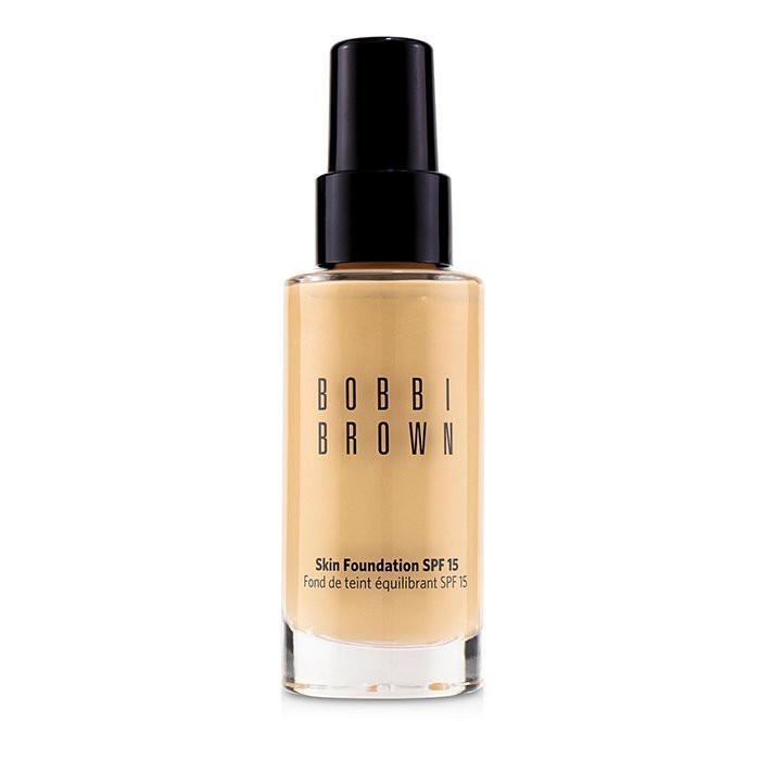 sw bobbi brown 芭比波朗 10自然輕透粉底液 spf 15.