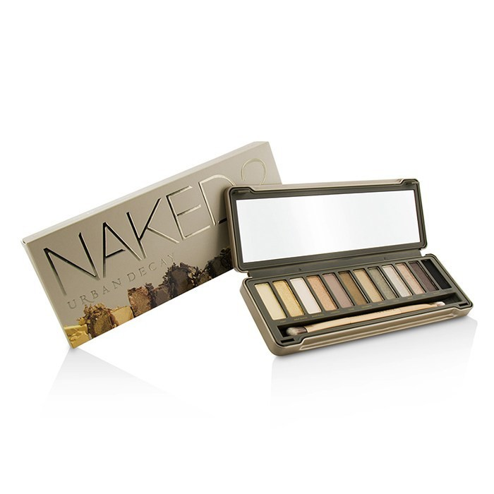 sw urban decay-11 naked 2 眼影盤