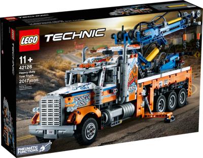 LEGO 樂高 Tech - 重型拖吊車Heavy - duty Tow Truck 42128 (10折)