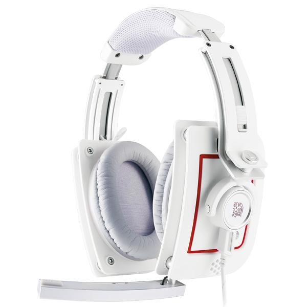 level 10 m 電競耳機 白