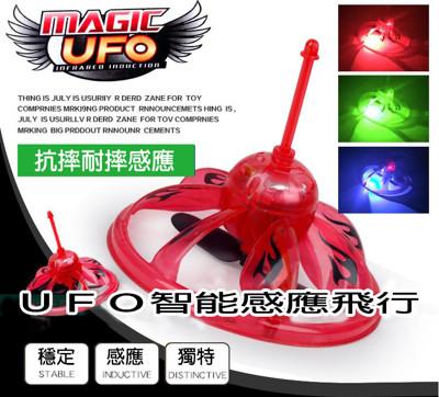 【愛家便宜購】UFO智能感應飛行器 (3.8折)