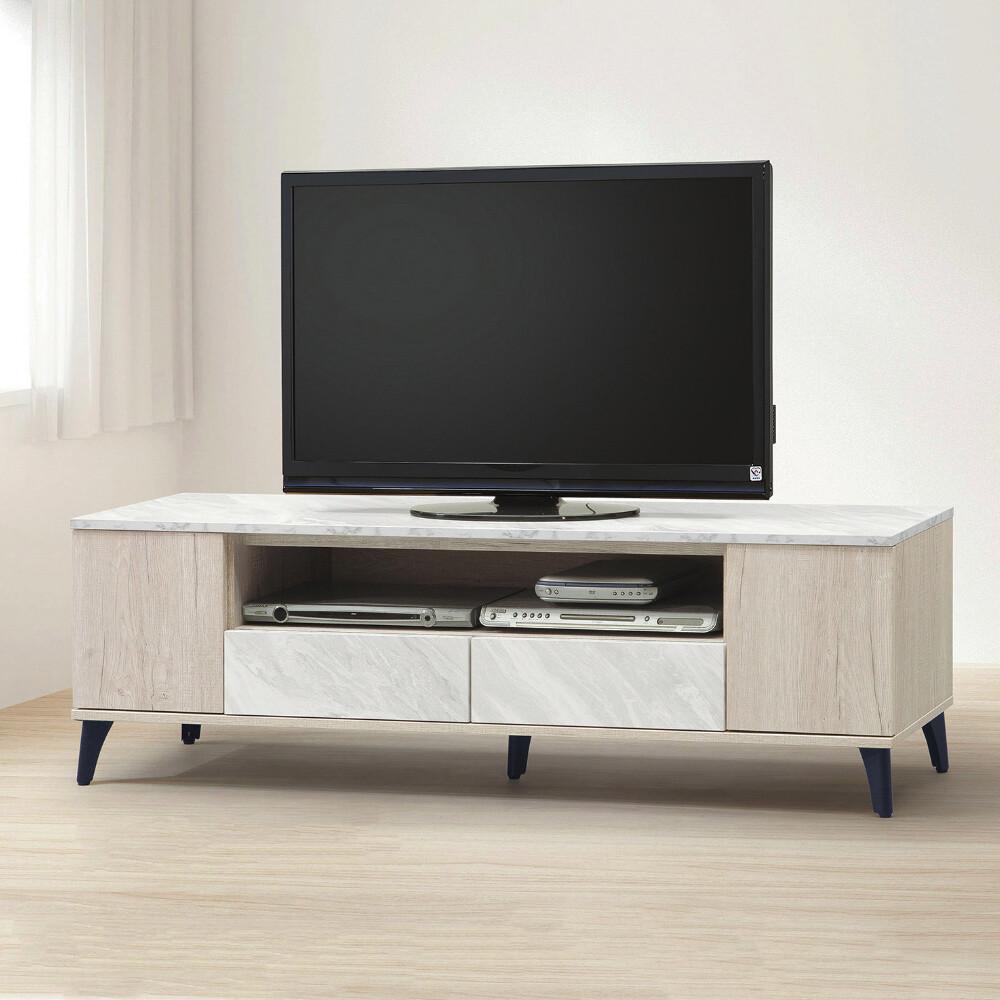 muna白橡色5尺電視櫃/長櫃(b555)