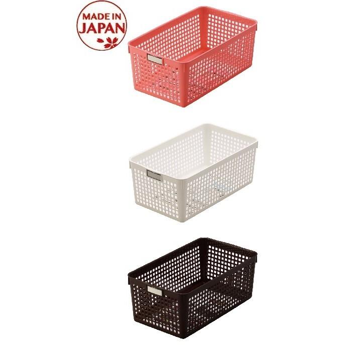 日本inomata name basket系列 收納盒 整理籃 日本進口 日本製(4582)
