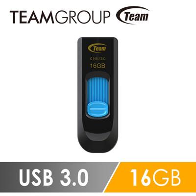 Team 十銓科技 C145 USB3.0 高速跑車碟 16GB (5.5折)