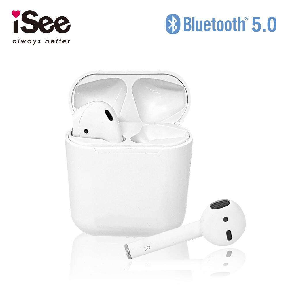 isee airduos tws earbuds v5.0真無線藍牙耳機