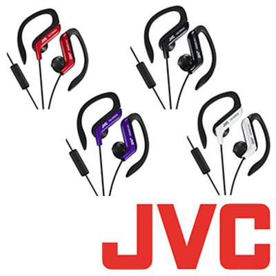JVC HA-EBR25 運動型耳掛式耳機附通話麥克風 (7.2折)