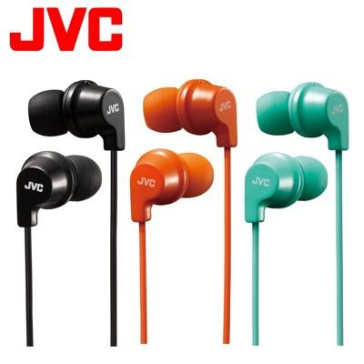jvc 吸盤式捲線器入耳式耳機麥克風 ha-fr21 (6.8折)