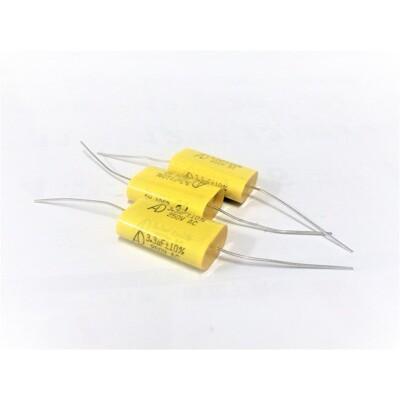 油質高壓無極性電容器 3.3uF / 250v (4折)