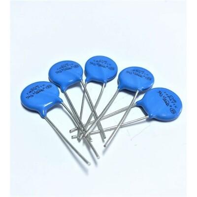 壓敏電阻 突波吸收器 CNR-14D471k (5PCS/包) (9.4折)