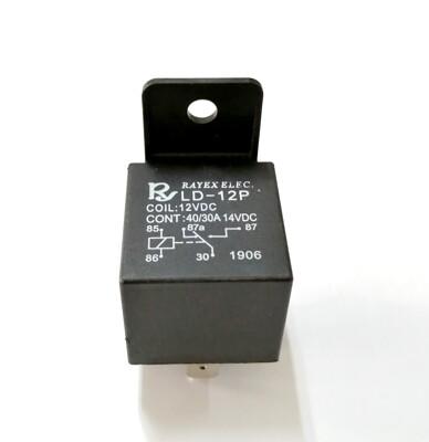RAYEX ELEC 繼電器 LD-12P DC12V 30A 汽車繼電器 (4折)