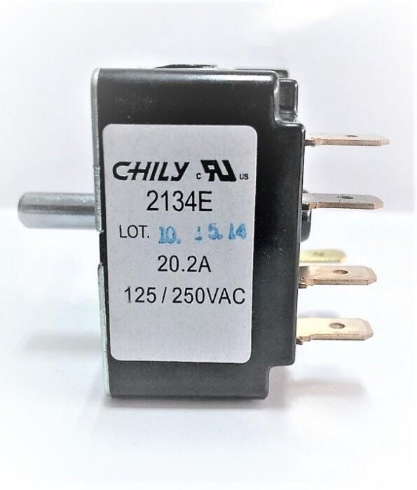 奇立 rotary switch 旋轉開關 2134e