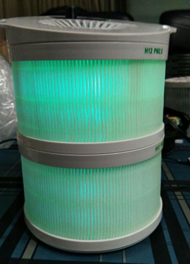 ezair 紫外線殺菌型空氣淨化器