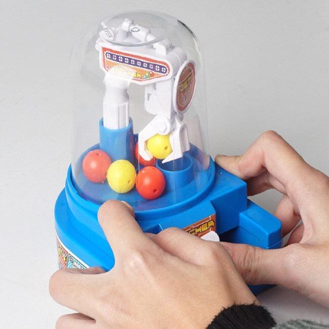 糖果機 抓物夾糖果機 (小號)糖果機 迷你夾糖果機 抓糖果機 手動版夾糖果 糖果罐