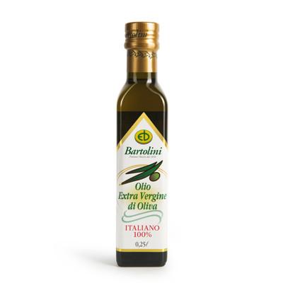 義大利BARTOLINI 特級冷壓初榨橄欖油 250ML (8折)
