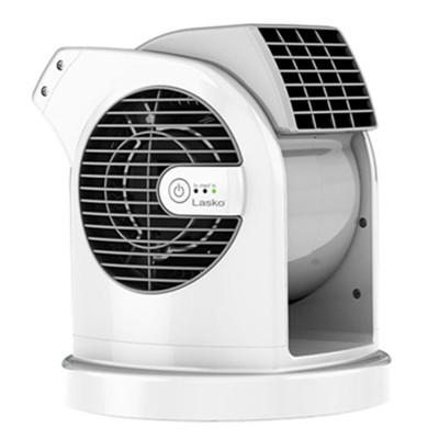 【美國Lasko】AirSmart智多星 氣流循環堆進機 小鋼砲渦輪噴射風扇 (U11300) (7.6折)