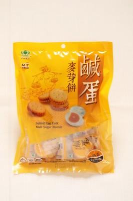 昇田 鹹蛋麥芽餅150g (7.1折)