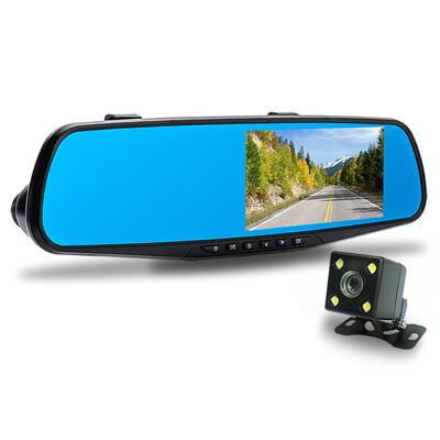 CORAL S2 GPS測速預警雙鏡頭行車記錄器 送16G記憶卡 (4.3折)