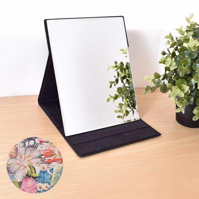 凱堡 伊甸花園化妝鏡/摺疊鏡/桌鏡(中型22x17)【H07004】 (4.5折)