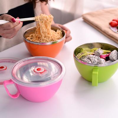 韓式隔熱保溫保鮮碗 (3.3折)