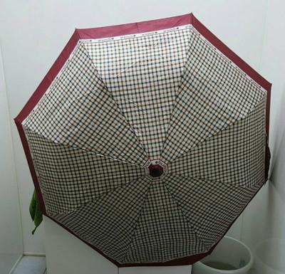 超強鐵牛自動傘雨傘 内層銀膠百分百抗UV、防紫外線、超潑水傘布、不沾水快速乾爽三折半自動 傘長:30 (3.3折)