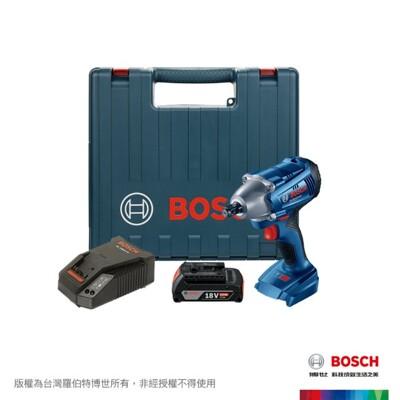 【BOSCH 博世】18V 鋰電衝擊扳手機套裝組_2.0Ah(GDS 250-LI) (8.2折)