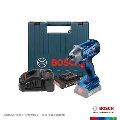 【BOSCH 博世】18V鋰電衝擊板手機 GDS250-LI套裝組2.0Ah (9折)