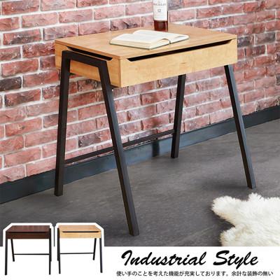 工業風掀蓋電腦工作桌 電腦桌 書桌 洽談桌 桌子 化妝桌 TA062 (5.5折)