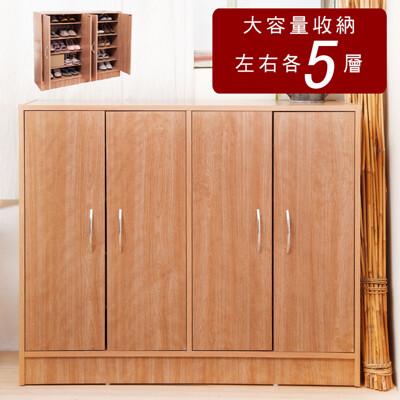 四門五層大容量收納鞋櫃 玄關櫃 櫃子 收納櫃 置物櫃 書櫃 儲物櫃 公文櫃 SC002