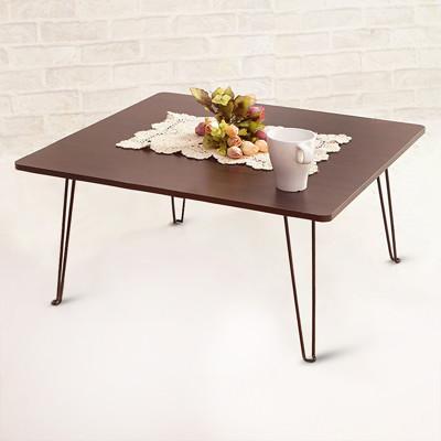 免組裝簡約型和室桌/桌子/小桌子/茶几桌 TA053 (5折)