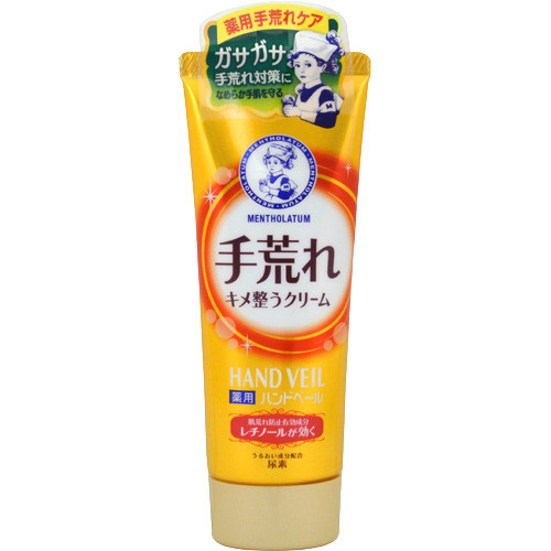 日本rohto小護士護手霜70g