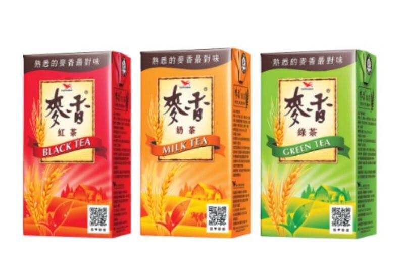 熱銷!統一麥香紅茶.綠茶.奶茶-375ml