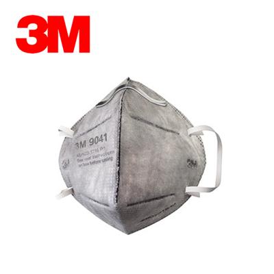 3M 口罩/9041 9042活性碳口罩(單入) 耳戴式/防二手煙.油煙.異味.水性油漆.霧霾pm2 (8.8折)