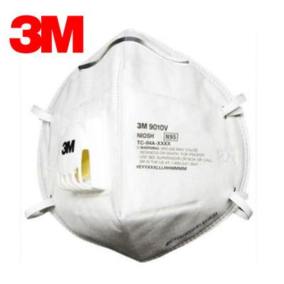 3M 9010V N95折疊式防塵口罩20個一盒 (7.8折)