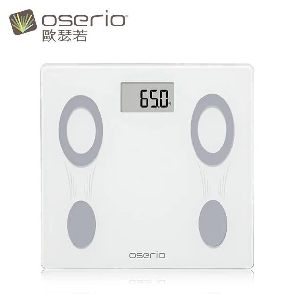 歐瑟若oserio智能體重計 mtg-639