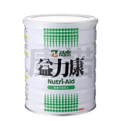 康諾健康生活益力康 營養均衡配方 800g 單罐 (7.1折)