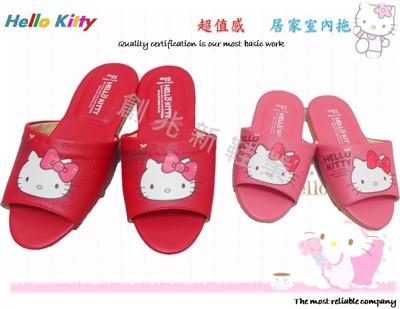 Hello Kitty室內拖鞋 大人 X 小孩 超輕量環保室內拖鞋 浴室拖鞋 KITTY室內拖鞋 止 (3.2折)
