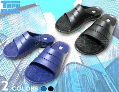 TOPUONE運動拖鞋 運動拖鞋 有超大尺寸喲 室外拖鞋 【創兆新鞋業】 (5.6折)
