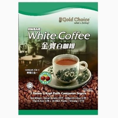 馬來西亞 金寶白咖啡(榛果) (6.6折)