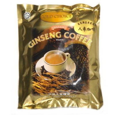 馬來西亞 金寶人蔘咖啡 (6.5折)