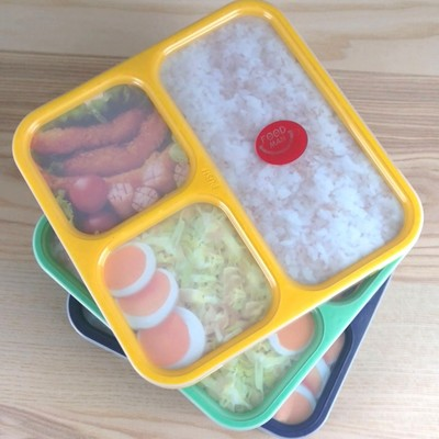 【日本CB JAPAN】巴黎系列纖細餐盒800ml(3色可選)/便當盒/野餐 (7.6折)
